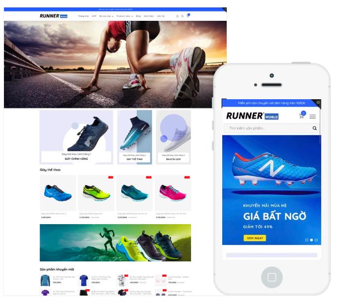 Haravan bổ sung giao diện website mới và cài đặt pop-up sẵn trên mọi giao diện