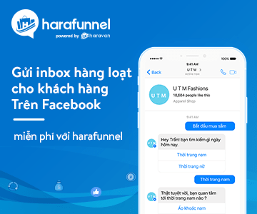 Automation marketing bằng Facebook Messenger Bot