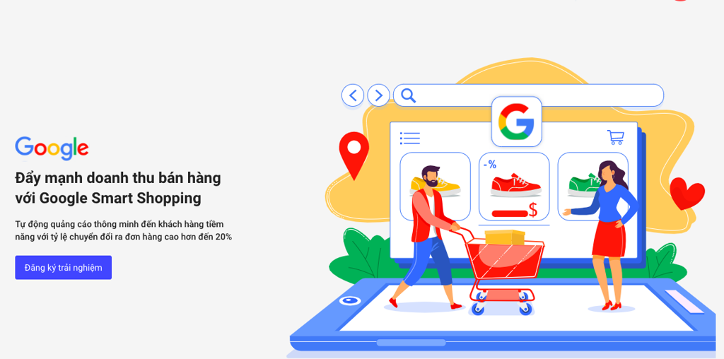 Google Smart Shopping Haravan