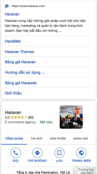 Google Update giao diện
