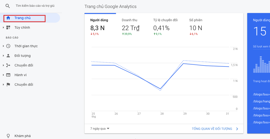 Tracking Event Google Analytics Nâng Cao