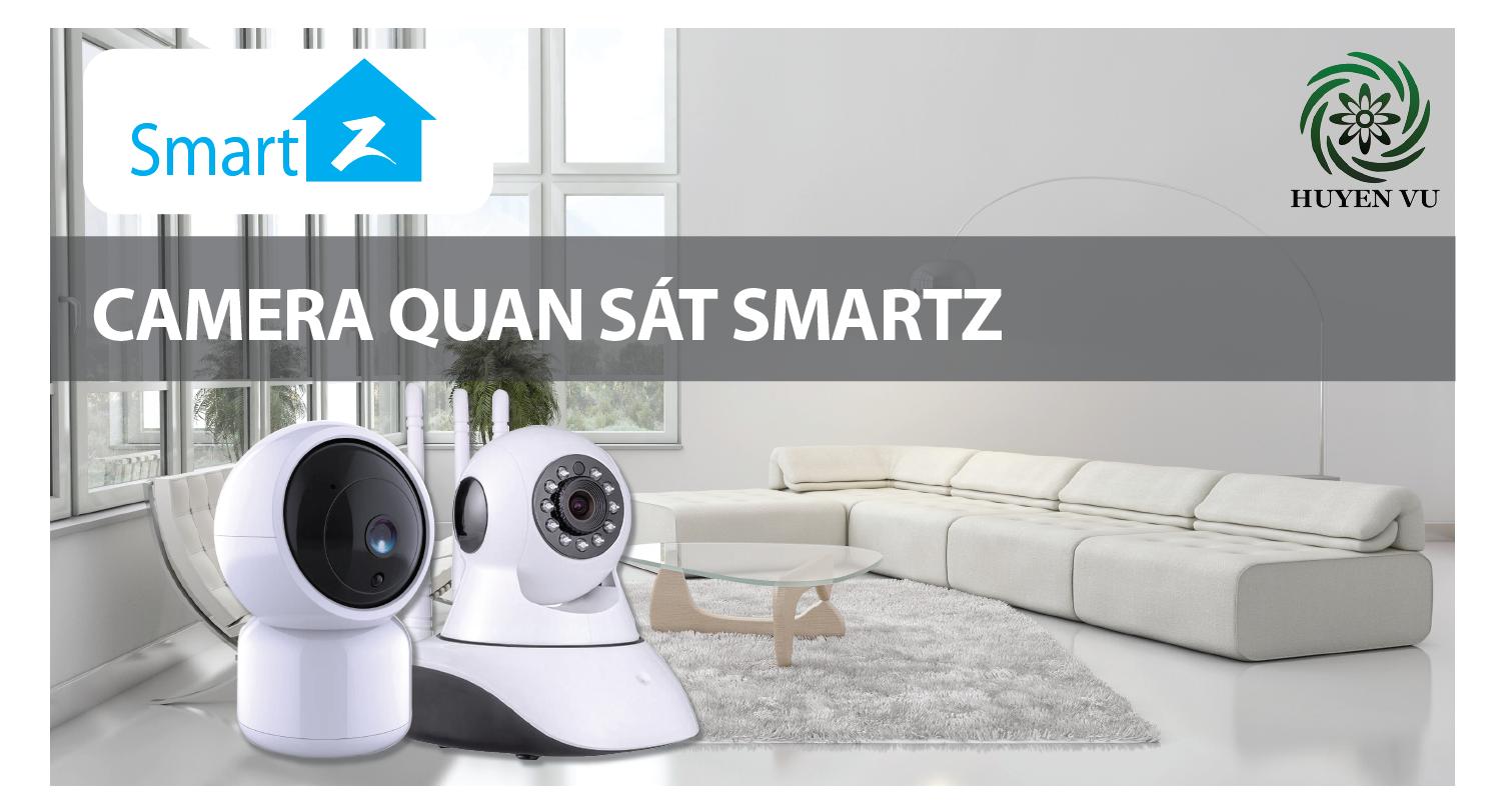 Camera IP SmartZ
