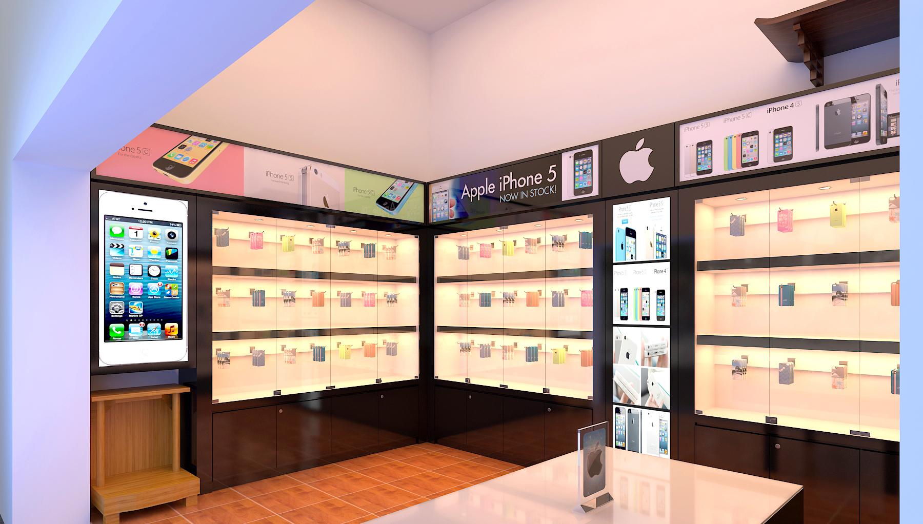 Giải pháp lắp đặt thiết bị báo động chống trộm cho cửa hàng điện thoại tại TPHCM