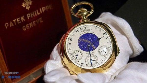 Đồng hồ thành phát/ Đồng hồ chính hãng