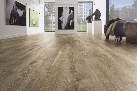 LAMINATE FLOORING – WHAT EXACTLY IS IT?