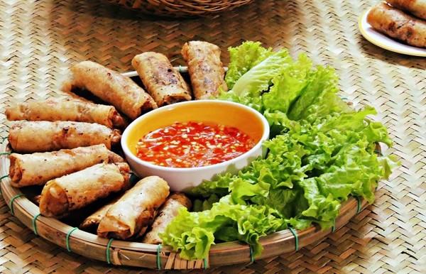 Chả ram là một trong TOP 10+ đặc sản Bình Định