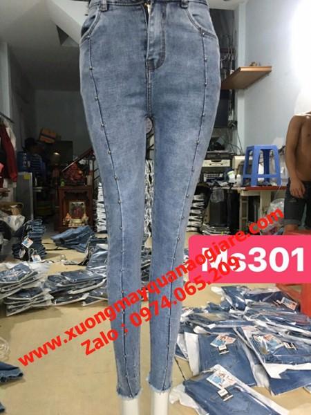 Sỉ quần jean nữ tại Tây Ninh
