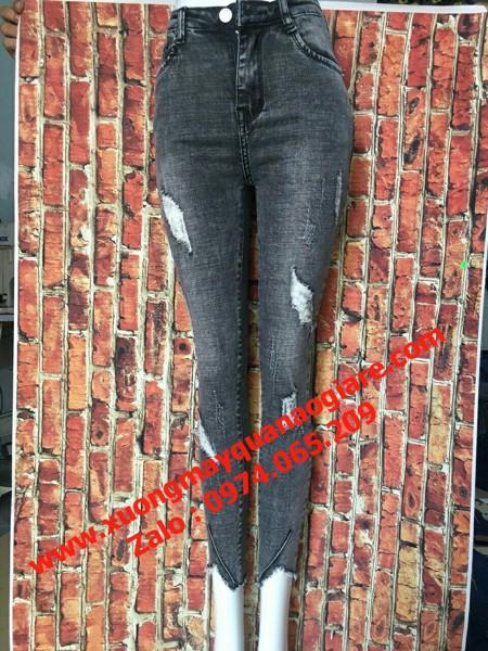 Sỉ quần jean nữ tại Nam Định
