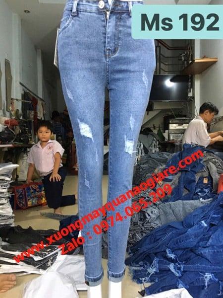 Bỏ-Lấy-Mua-Bán-sỉ quần jean nam nữ giá rẻ tại Kon Tum