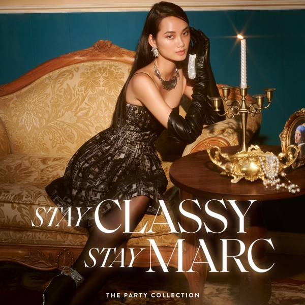 STAY CLASSY - STAY MARC | THE PARTY COLLECTION