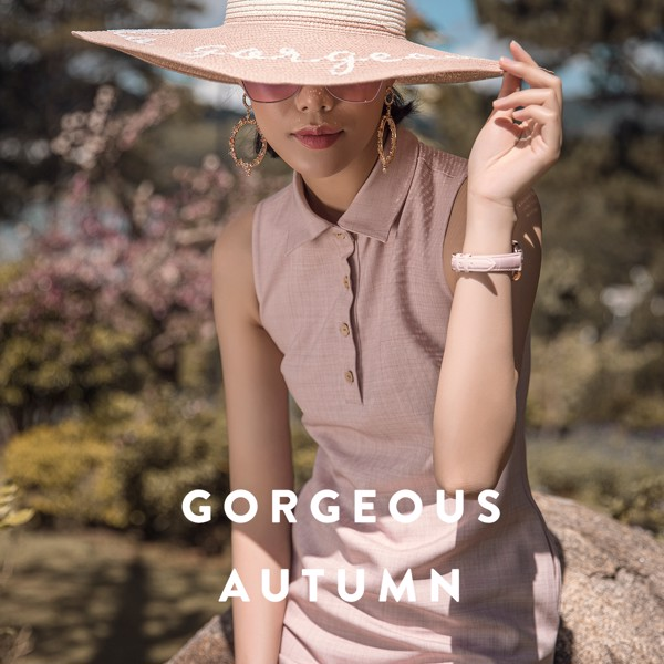 GORGEOUS AUTUMN | AUGUST MINI LOOKBOOK
