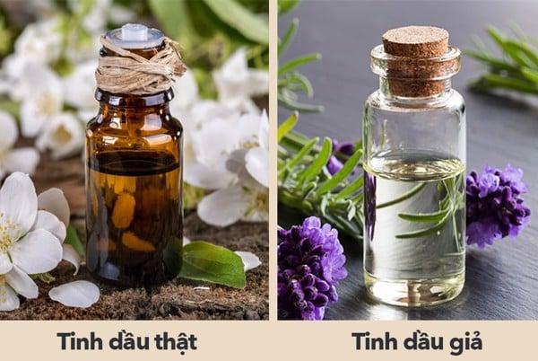 Hướng dẫn nhận biết tinh dầu thật và tinh dầu giả - Hoa Thơm Cỏ Lạ