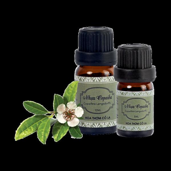 Tinh Dầu Nhựa Copaiba - Copaiba Balsam Essential Oil