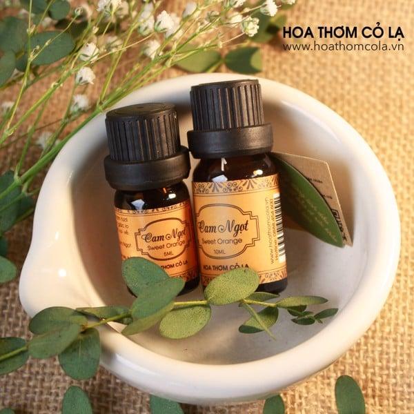 Tinh Dầu Cam Ngọt - Sweet Orange Essential Oil