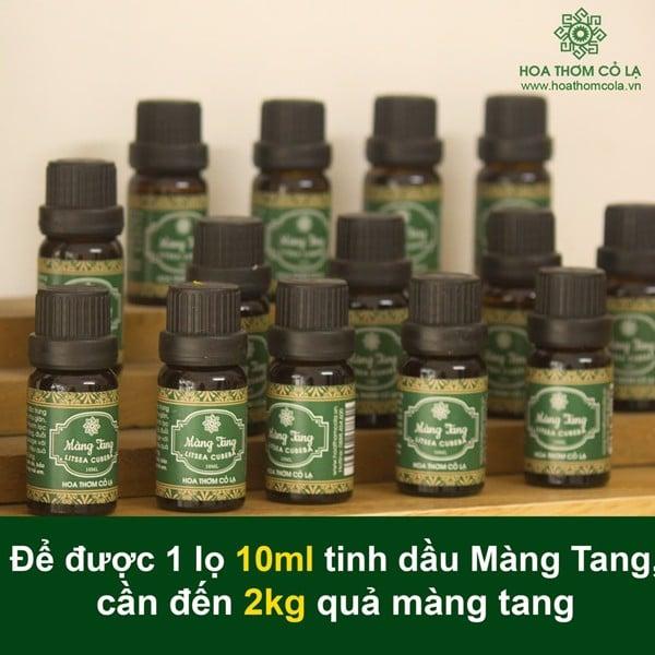 Tinh dầu Màng tang - Maychang Essential Oil