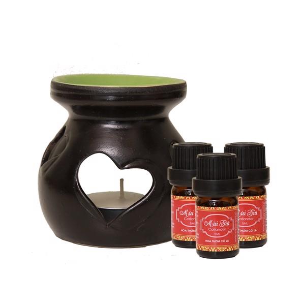 cách sử dụng tinh dầu mùi già