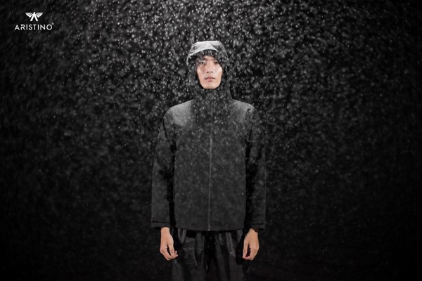 Áo jacket Aristino chống thấm tuyệt đối