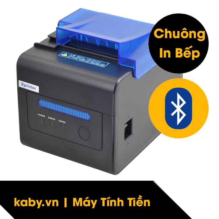 máy in bill chế biến bluetooth