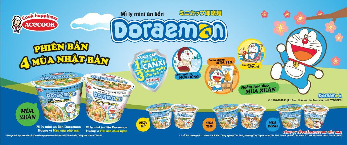 Slider 6 - Doraemon Mì