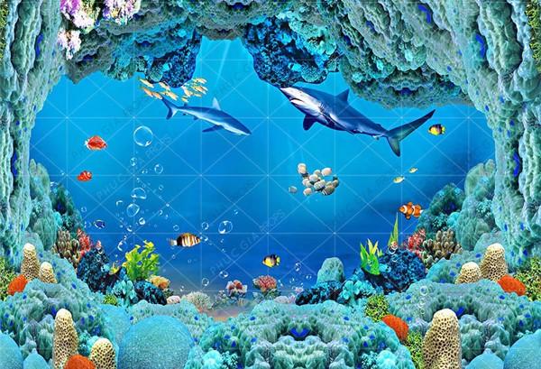 Phông 3D Chụp Hình Em Bé PG700