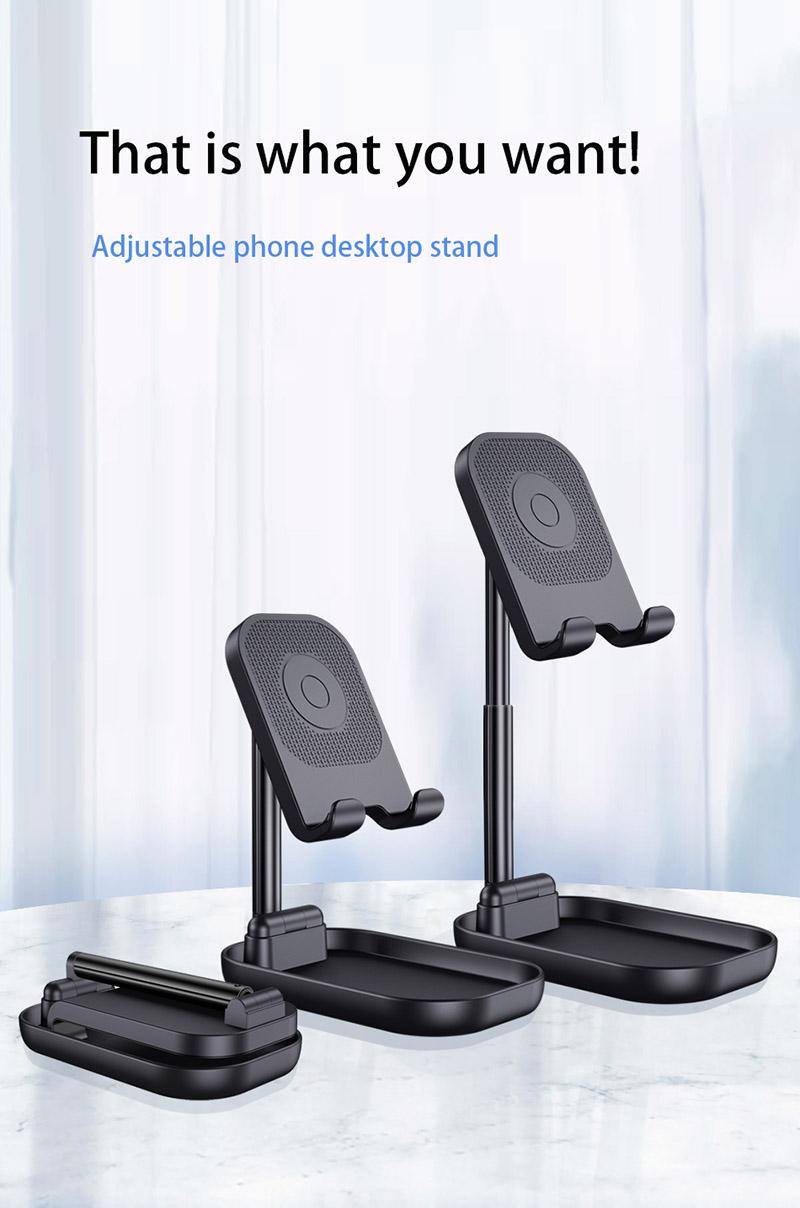 Giá đỡ thông minh cho điện thoại, máy tính bảng có thể điều chỉnh WiWU ZM100 Adjustable Desktop Stand