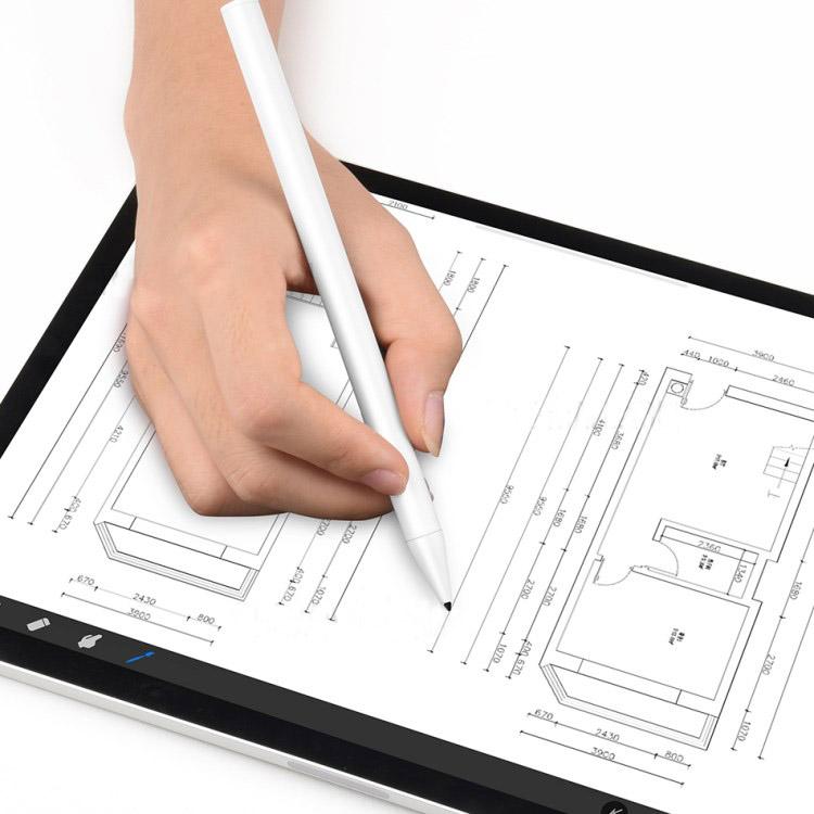 Bút cảm ứng stylus đầu nhỏ WIWU Pencil Magic dùng như Apple Pencil
