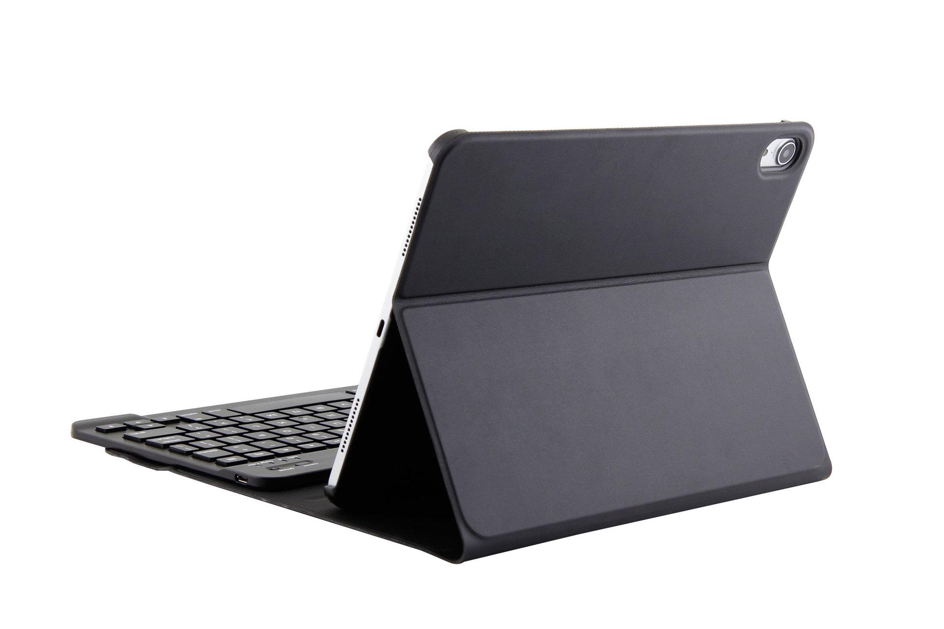 Bàn phím Bluetooth kèm bao da cho iPad mini 5/ iPad mini 4