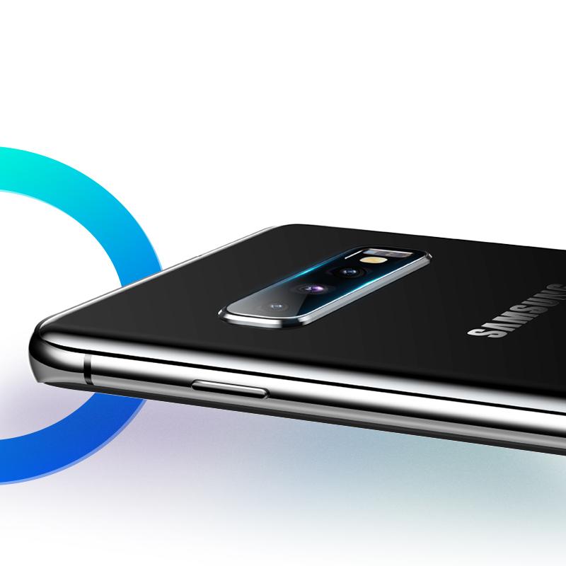 Kính cường lực cho Camera Samsung Galaxy S10 USAMS US-BH493