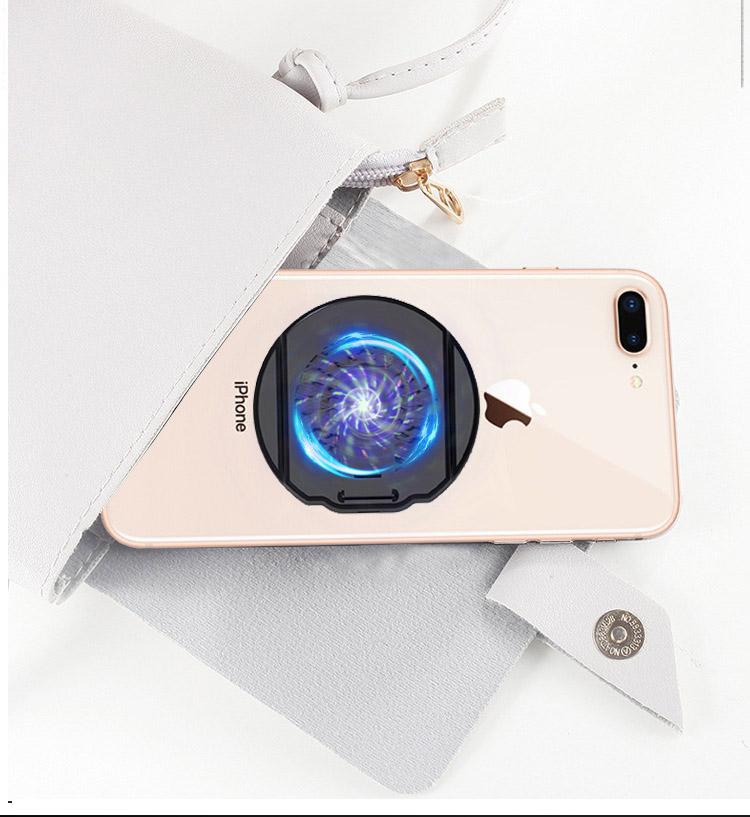 Tản nhiệt mini cho điện thoại Aturos Z10 (tích hợp pin và giá đỡ)