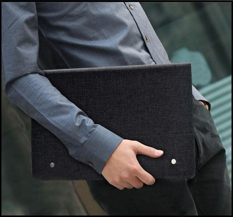 Màn hình di động tích hợp pin Aturos P15BT kết nối laptop, Mini PC, PC (Màu đen)
