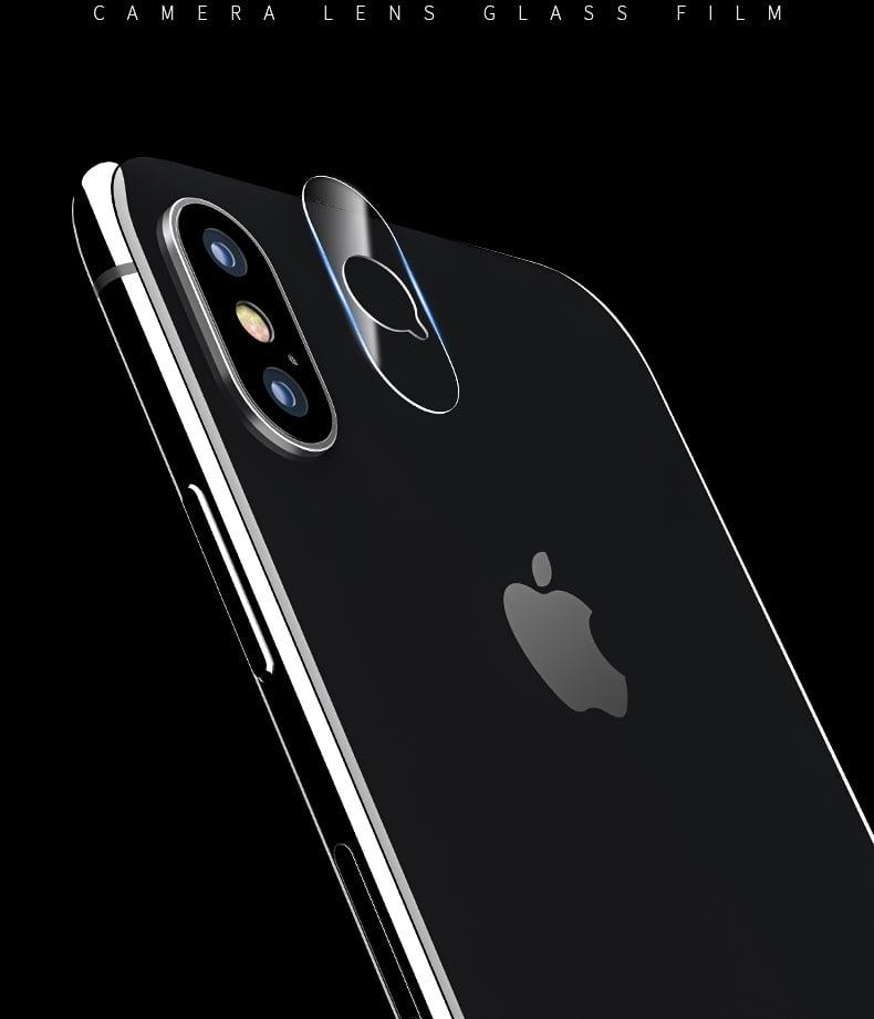 Kính cường lực bảo vệ Lens cho iPhone USAMS XS/X US-BH400 iPhone XS/X
