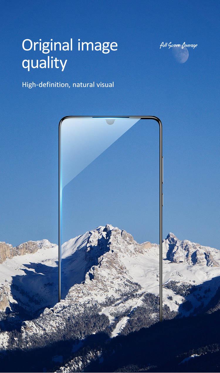 Kính cường lực tràn viền cho Huawei P30 US-BH495 0.33m