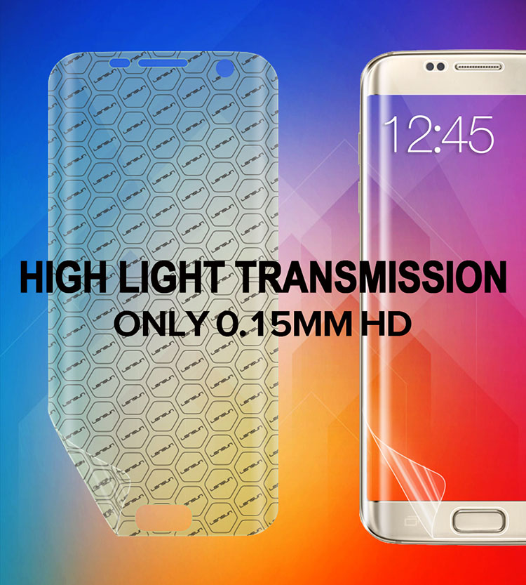 Cường lực dẻo nano miếng dán màn hình PPF cho iPhone 11 Lensun