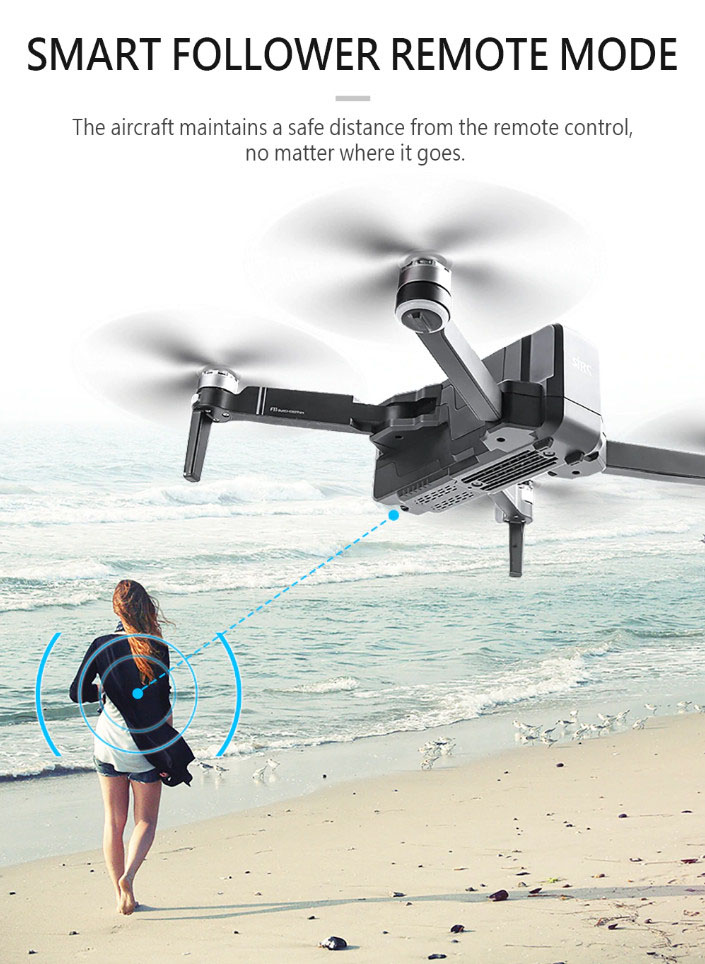 Flycam SJRC F11 GPS 5G Wifi FPV, 1080P