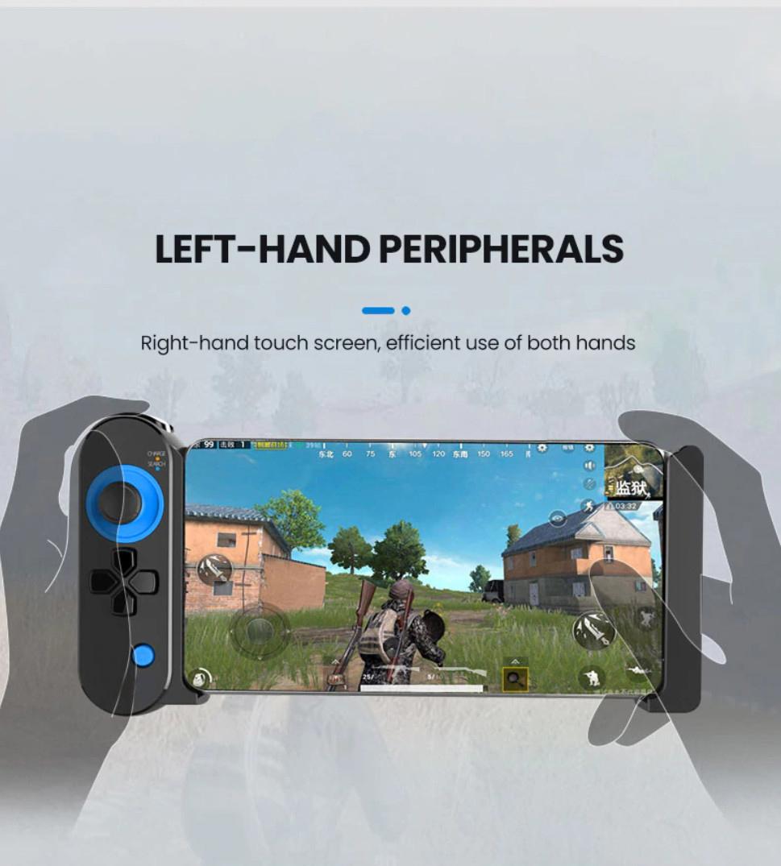 Tay cầm chơi game cho Android, iPhone, iPad Bluetooth không dây Aturos PG-9120