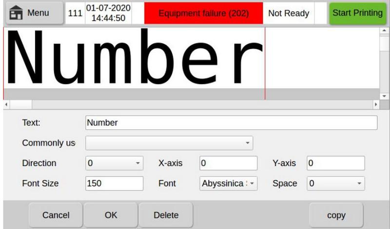 Hướng dẫn cách sử dụng máy in date, máy phun date mini cầm tay Aturos N5