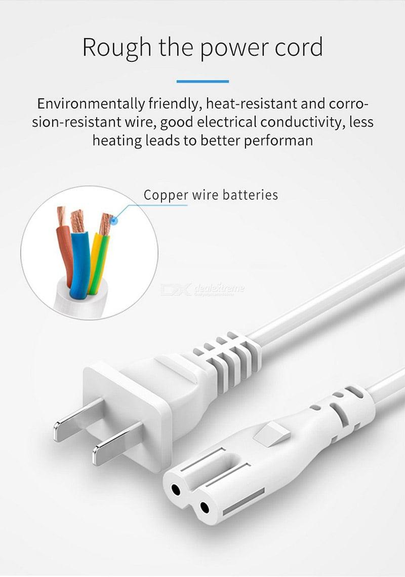 Bộ sạc đa năng Aturos YC-CDA33Q/QW tích hợp 4 cổng USB + 1 Type-C + 1 Dock sạc không dây