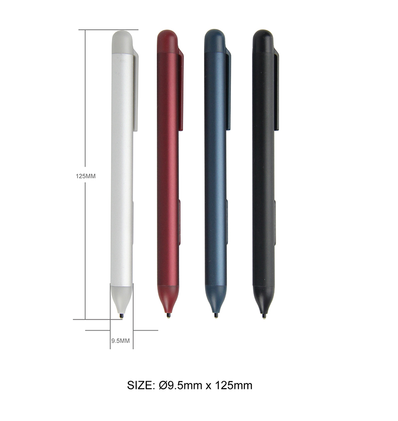 Bút cảm ứng cho Surface Pro, Surface Go, Dell WIWU Picasso active stylus P323 (Black)