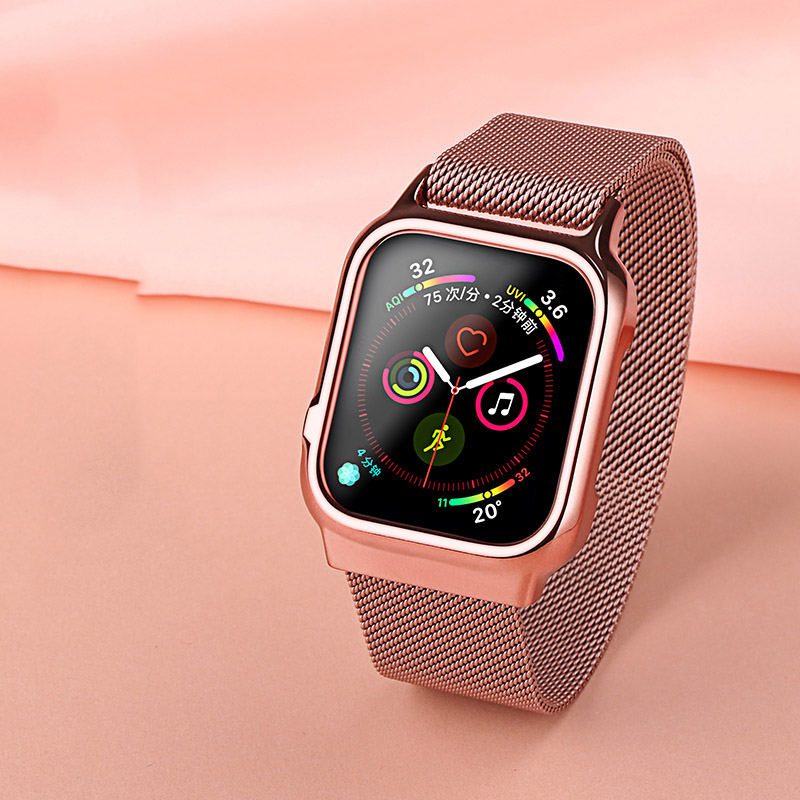 Dây đeo Apple Watch 4 nam châm USAMS US-ZB068 44mm