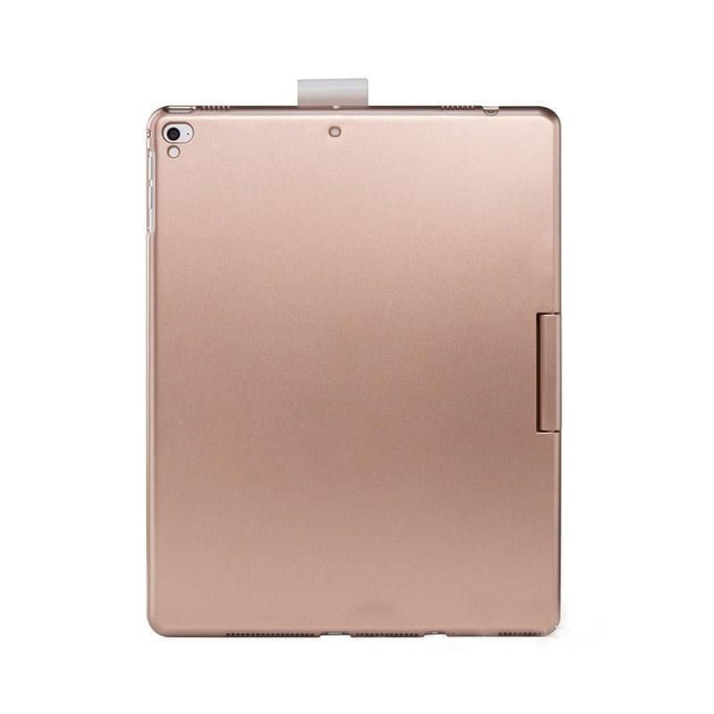 Bàn phím Bluetooth có đèn có thể gập xoay 360 độ cho iPad Air/ iPad Air 2/ iPad 9.7 Aturos F180