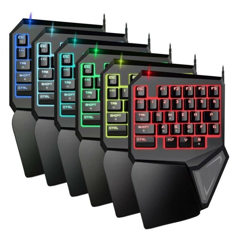 Mua bàn phím bán cơ T9 Pro