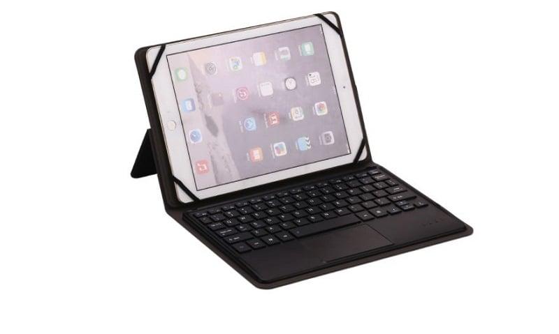 Bàn phím Bluetooth kèm bao da bảo vệ cao cấp Promax