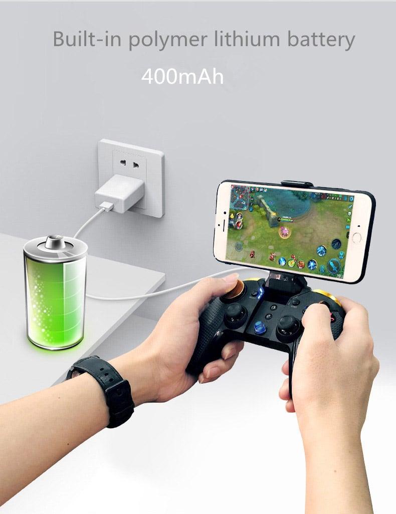 Tay cầm chơi game cho PC, Android, iPhone, iPad  Aturos PG-9118
