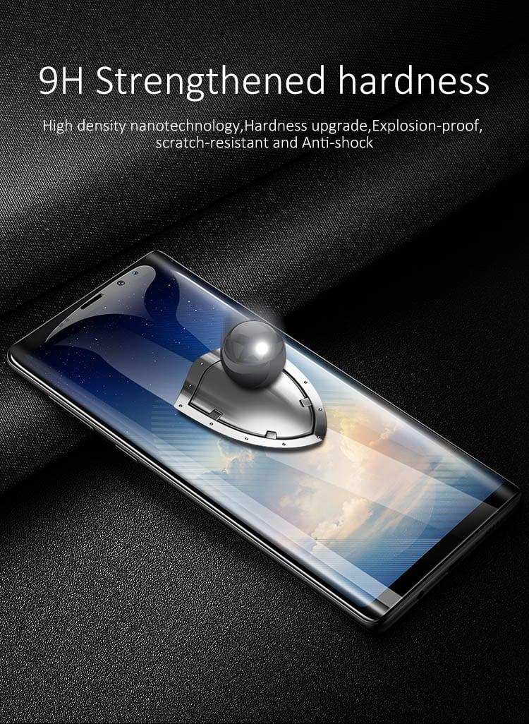 Kính cường lực bo viền màn hình cho Samsung Note 9 USAMS US-BH427