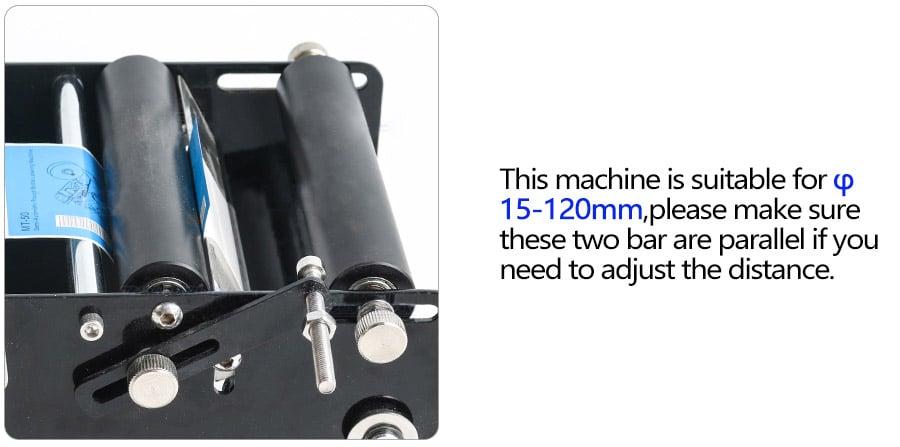Máy dán nhãn thủ công Mini cầm tay Aturos L1 (dán nhãn, dán decal lên chai, lon, lọ...)
