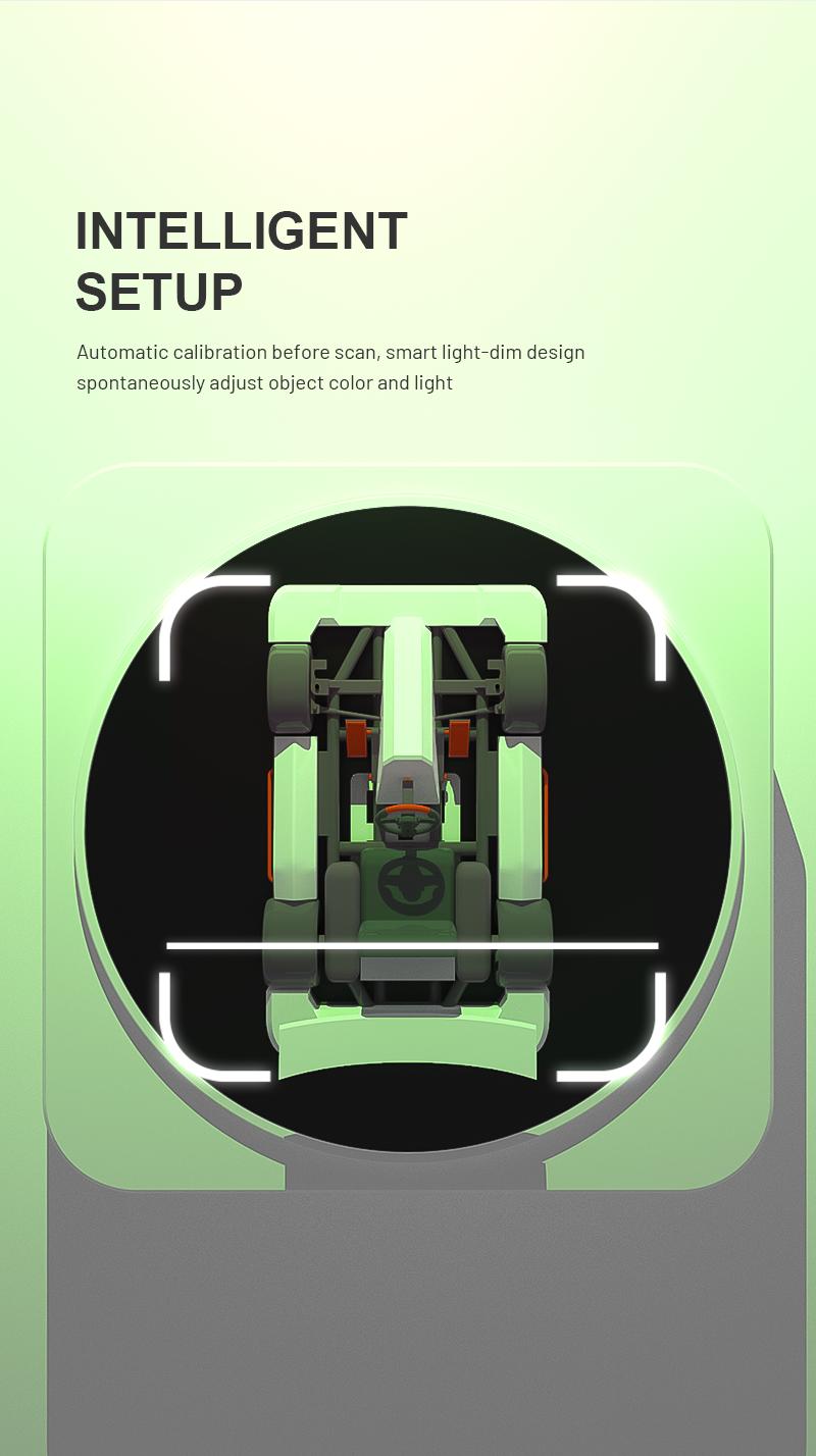 Máy scan 3D Full color Aturos Phipz quét 3D 3 chiều chính xác