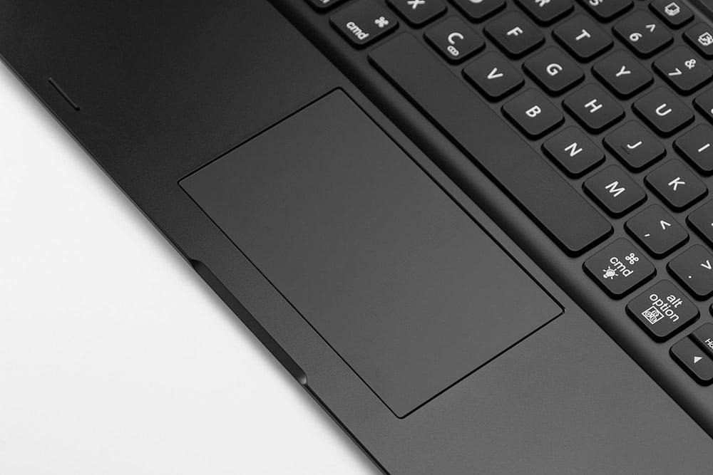 Bàn phím Bluetooth cho iPad Pro 12.9 2018 có touchpad, khe đựng bút Aturos F17
