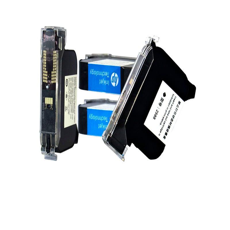 Mực in cho máy in date cầm tay mini - Mực HP 2588 chuẩn