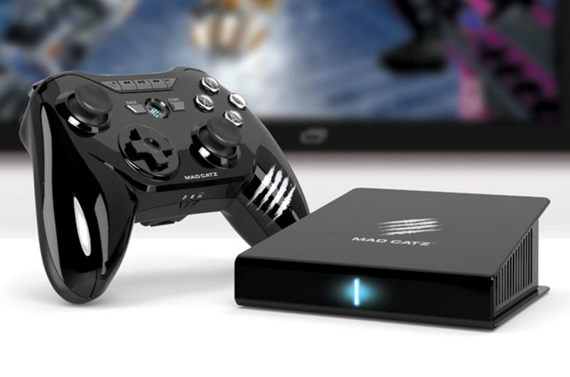 Hộp chơi game Android TV Box Mad Catz MOJO