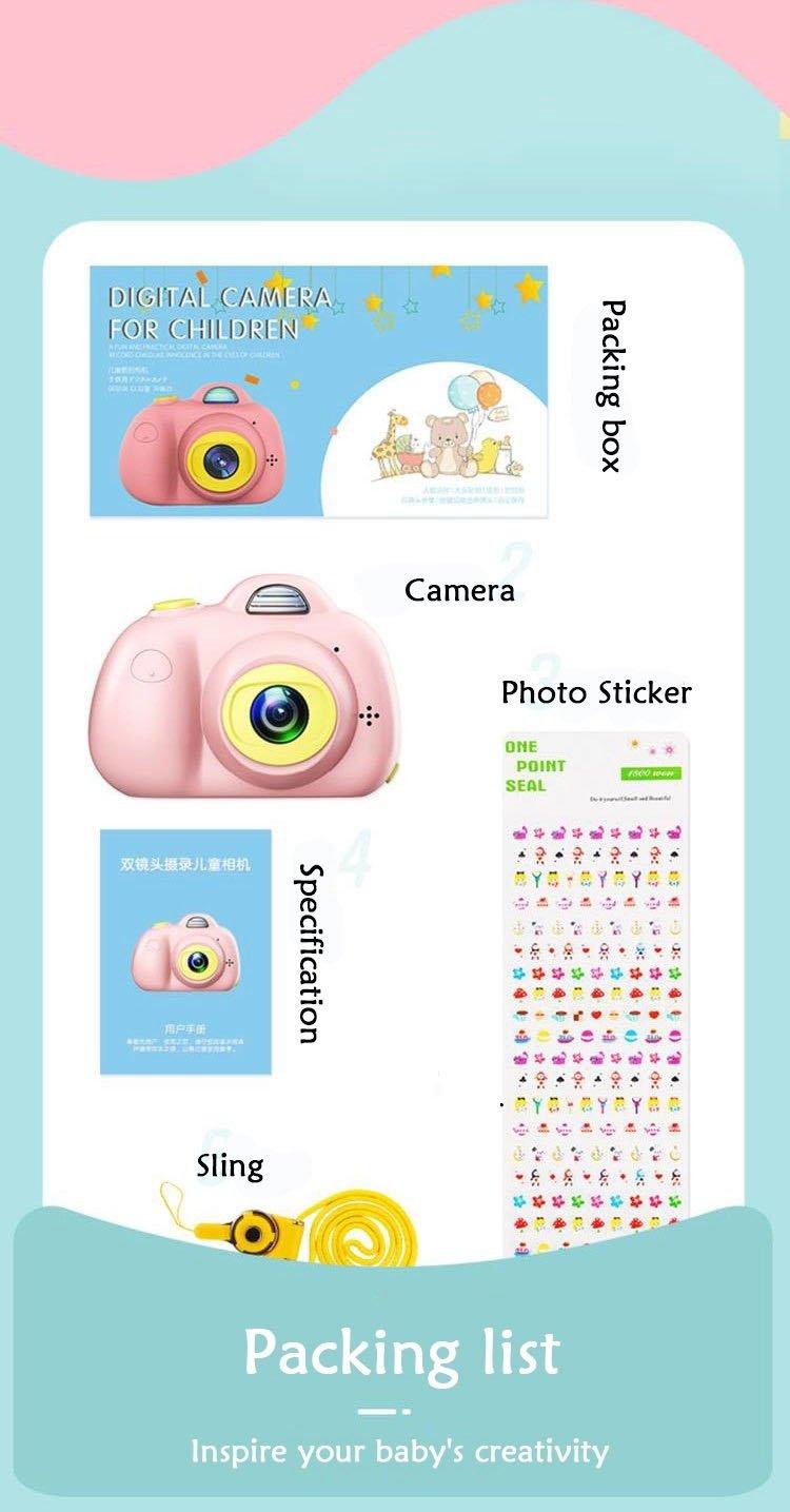 Máy chụp hình cho bé Promax D6 2